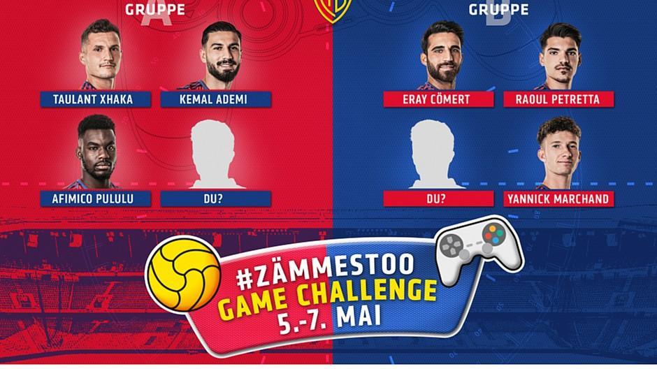 eSport Event: FCB-Spieler gamen für guten Zweck
