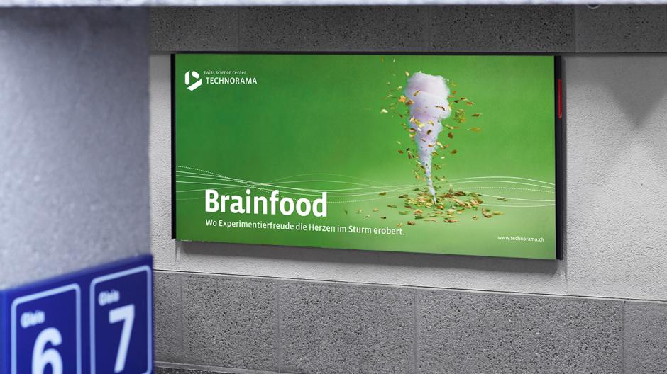 Partner&Partner: Brainfood als Belohnung