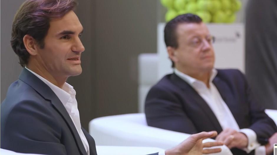 Credit Suisse: Roger Federer sucht Dialog mit Sponsoren