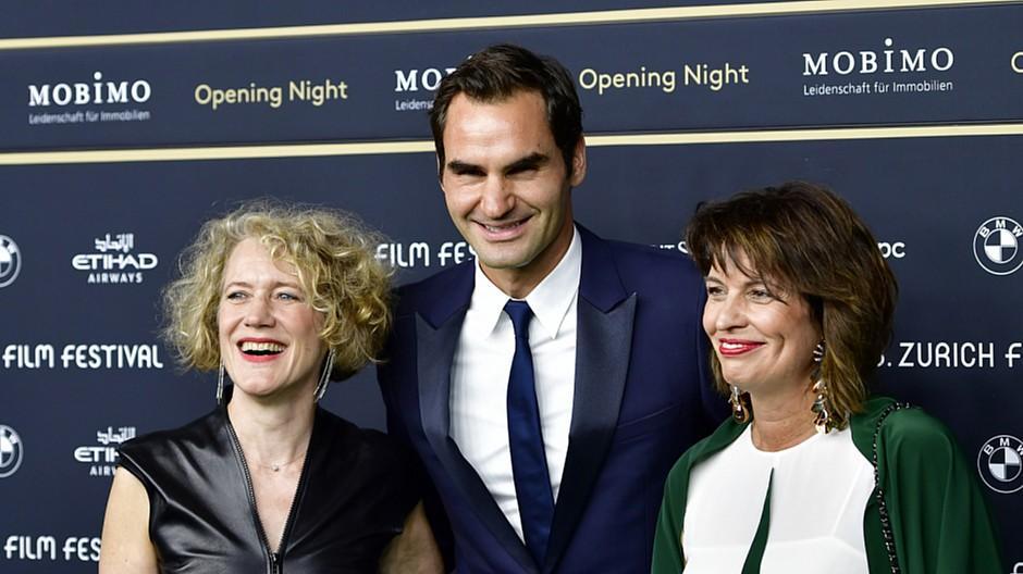 Zurich Film Festival: Feierlicher Aufschlag mit Roger Federer
