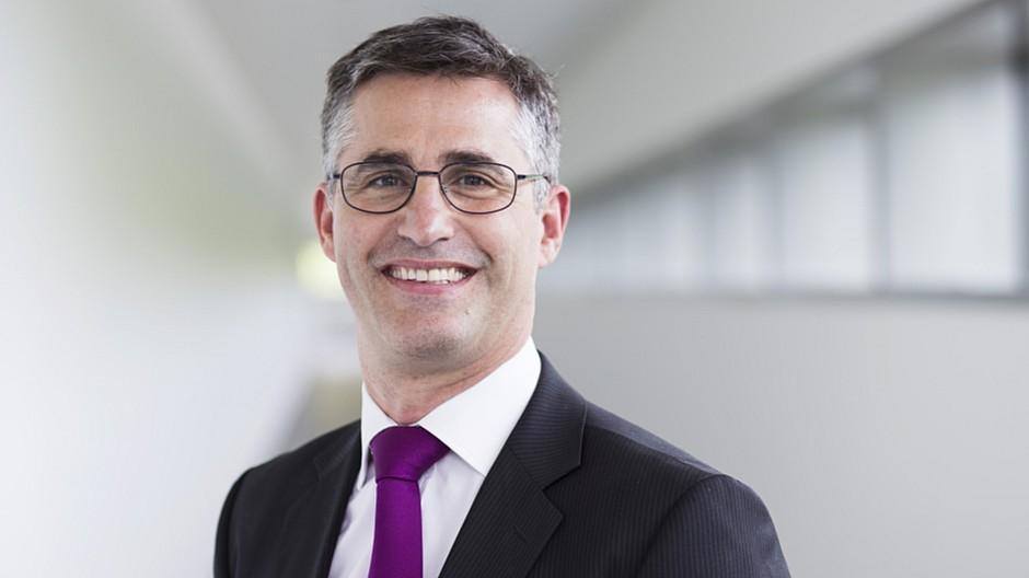 NZZ-Gruppe: Felix Graf wird neuer CEO