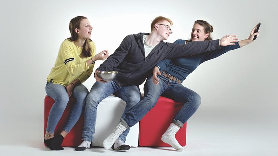 Screenforce Schweiz: Fernsehen ist Qualitätszeit für Junge