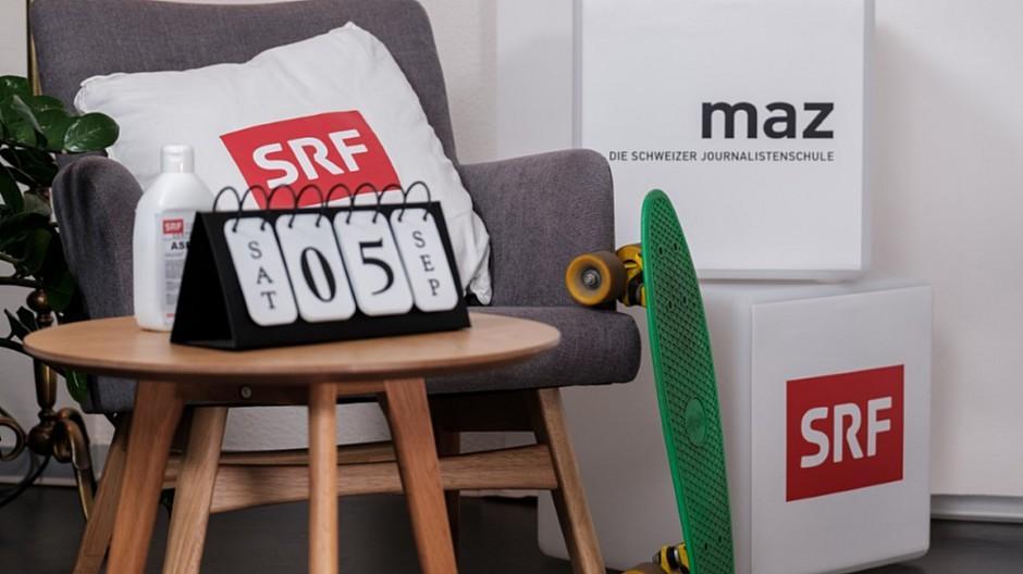 SRF/MAZ: Medien-Barcamp geht in die fünfte Runde