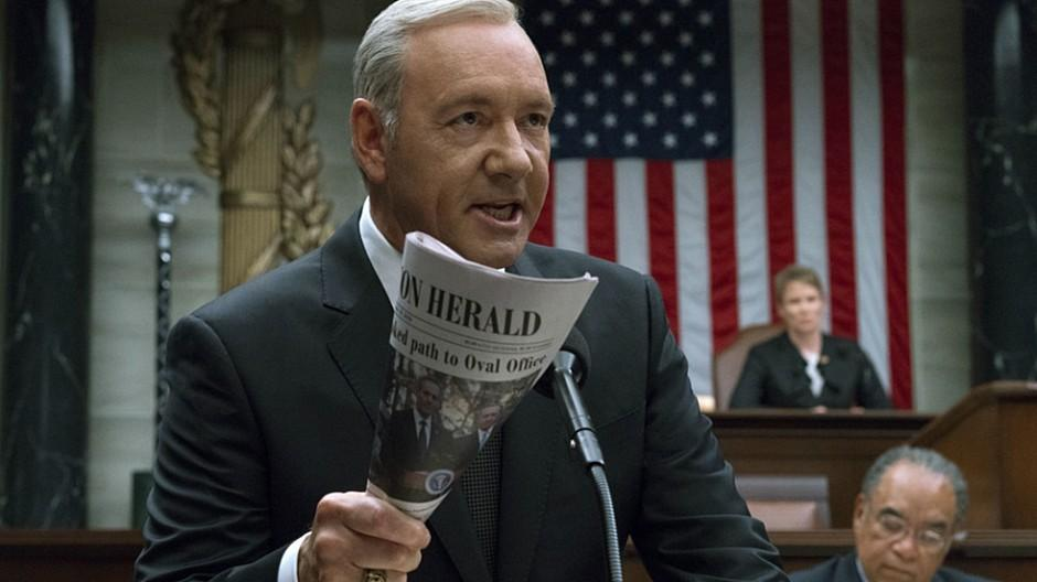 House of Cards: Finale Staffel ohne Kevin Spacey