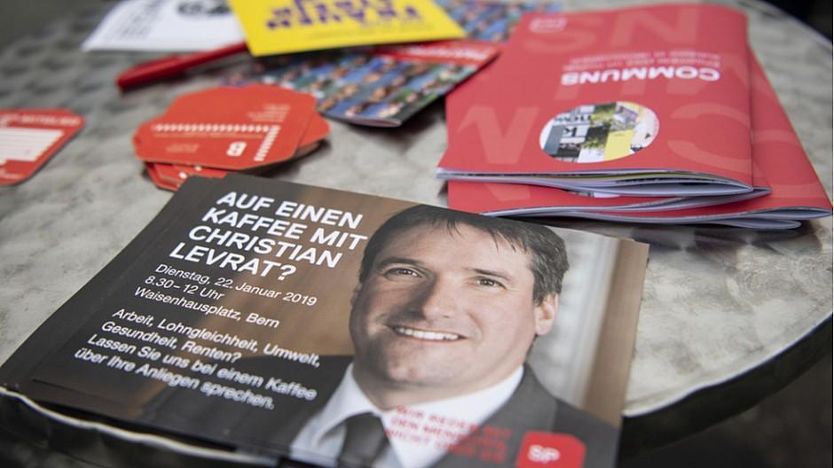 Wahlen 2019: Finanzierung des Wahlkampfs bleibt im Dunkeln