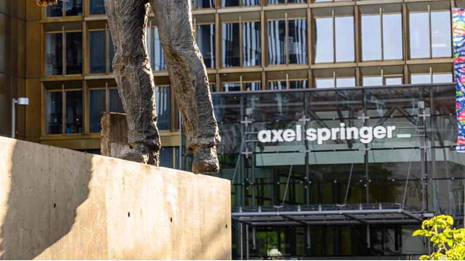 Axel Springer: Finanzinvestor KKR will bei Verlag einsteigen