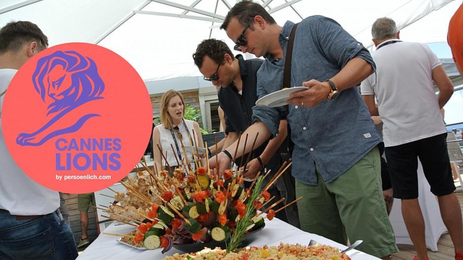 Cannes Lions 2019: Fischfilets und Crevettensalat am Swiss BBQ