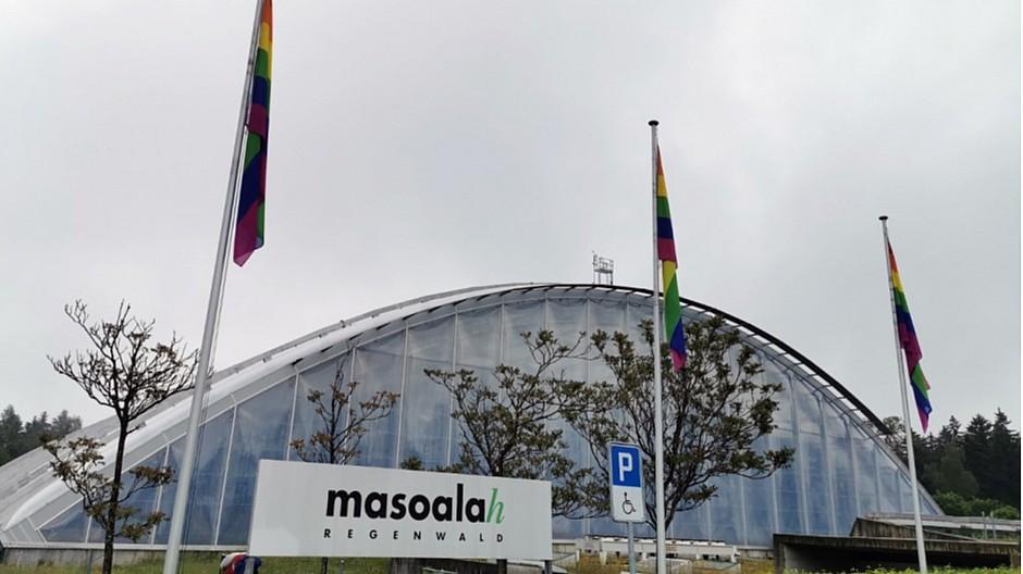 Zoo Zürich: Flagge zeigen für Diversity