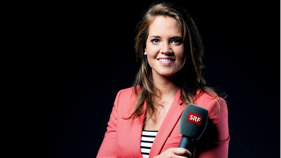 Florence Schelling: Ex-Eishockey-Profi wird SRF-Expertin