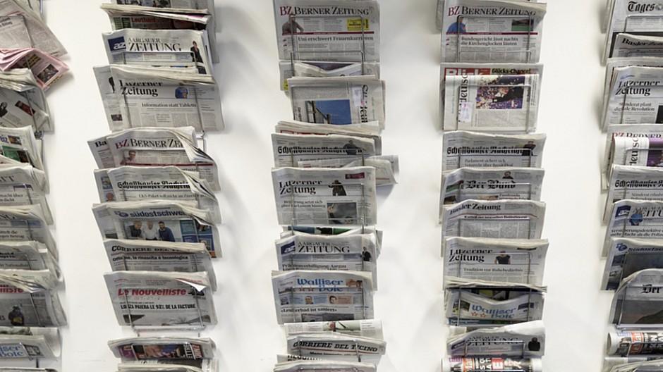Mediengesetz: Fördergelder auch für Zeitungen möglich