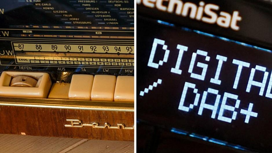 Digitalradio: «Formidables UKW» oder «Erfolgsmodell DAB+»?