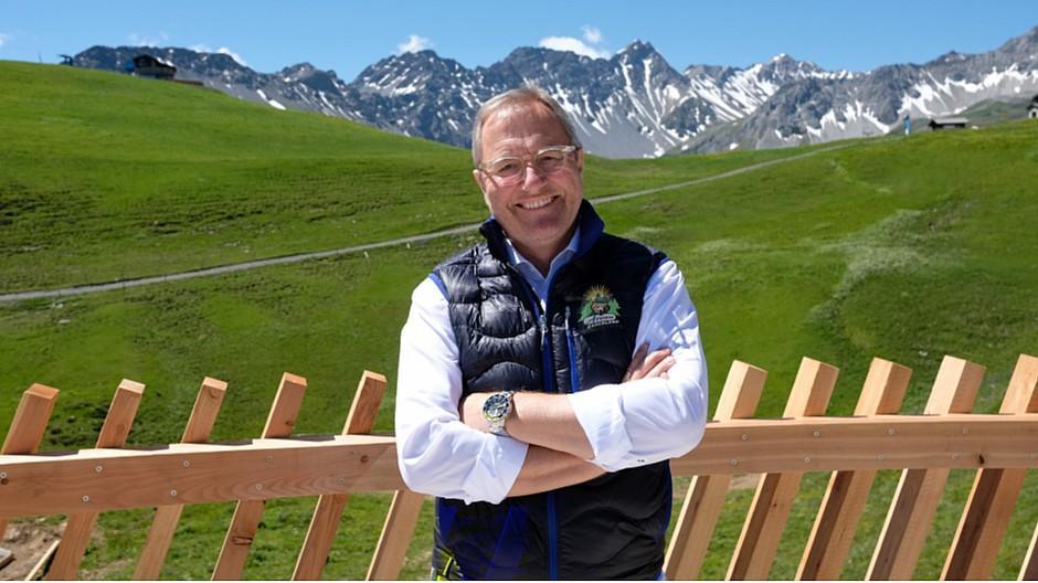 Arosa Bärenland: Frank Baumann wird Botschafter