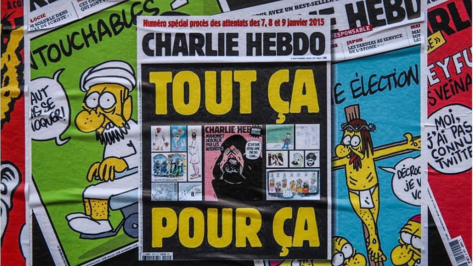 Solidarität mit Charlie Hebdo: Französische Medien fordern Meinungsfreiheit