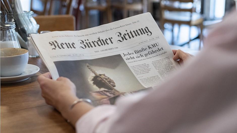 Studie der Uni Zürich: Frauen sind in Medien deutlich untervertreten