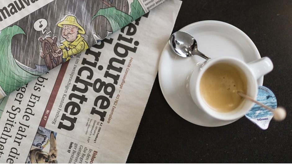 Rückläufige Werbung: Freiburger Nachrichten streichen 5,5 Stellen