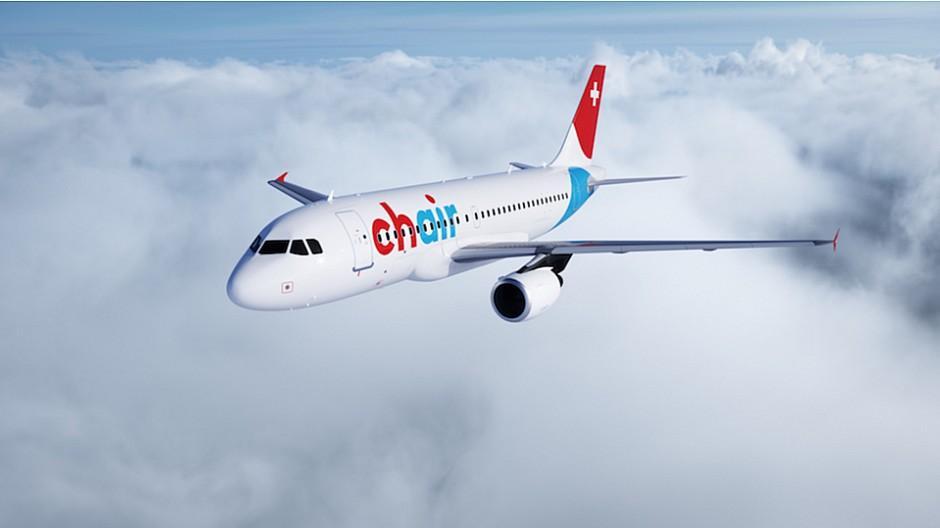 Branders: Frischer Anstrich für junge Fluggesellschaft