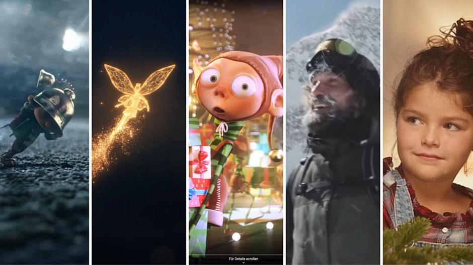 Weihnachtswerbung 2018: Fünf Schweizer Kampagnen auf dem Prüfstand