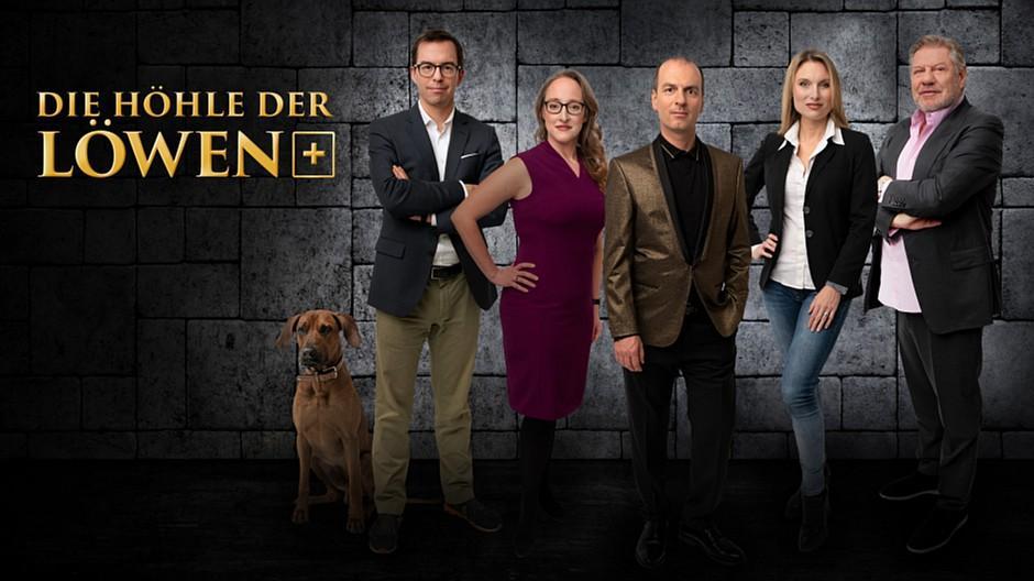 Die Höhle der Löwen: Fünf Schweizer Löwen und der Hund Fritz