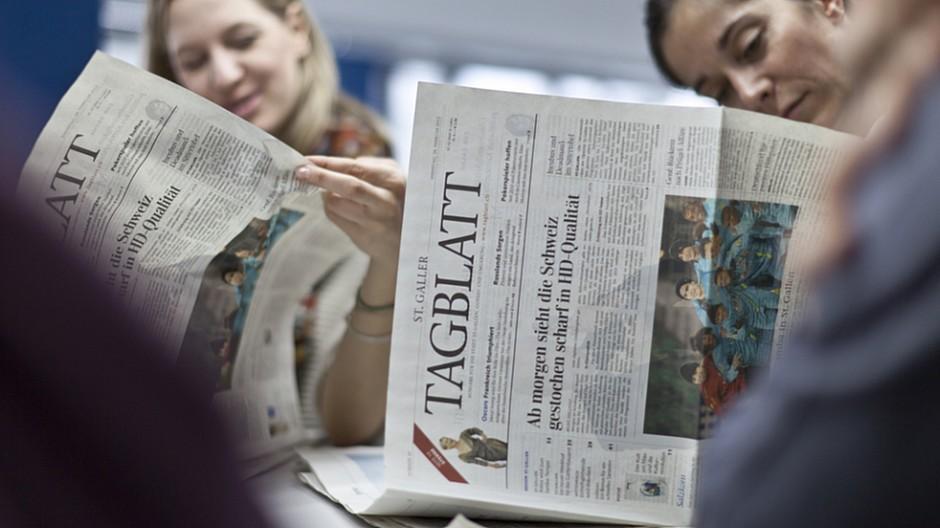 Regionalmedien-Allianz: Für die Ostschweizer kommen Fragen auf