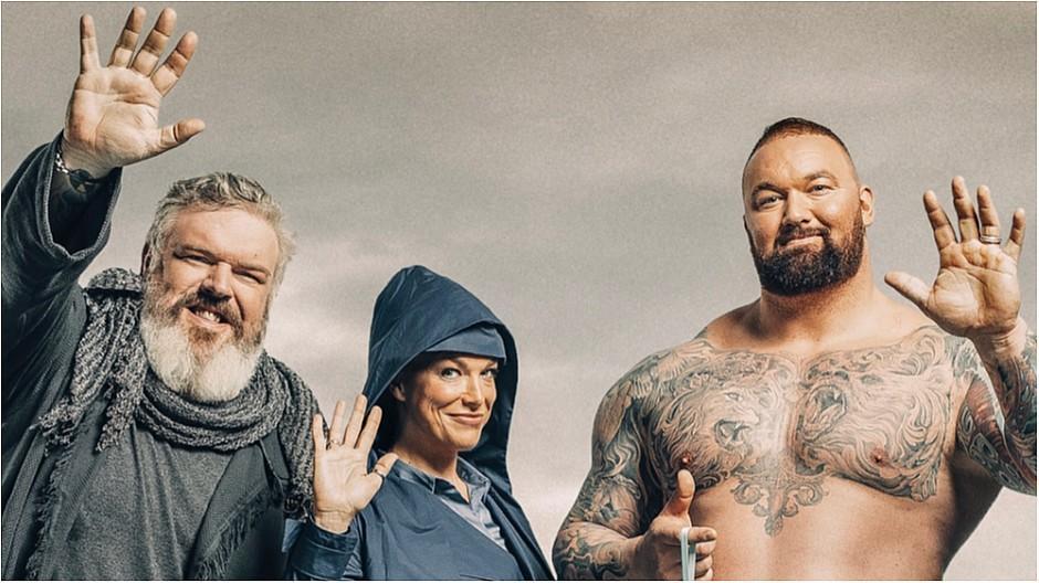 Contcept: Game-of-Thrones-Stars werben für Soda Stream