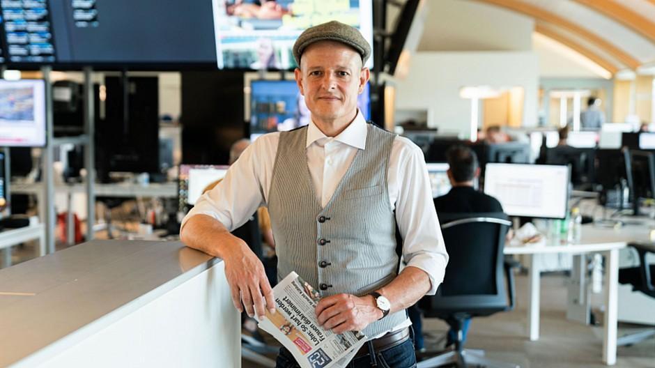 Tamedia: Gaudenz Looser ist «20 Minuten»-Chefredaktor