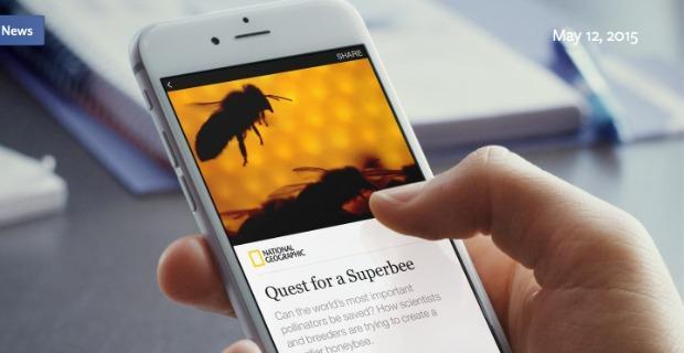 Facebook Instant Articles: Grosse Chance oder blinde Euphorie