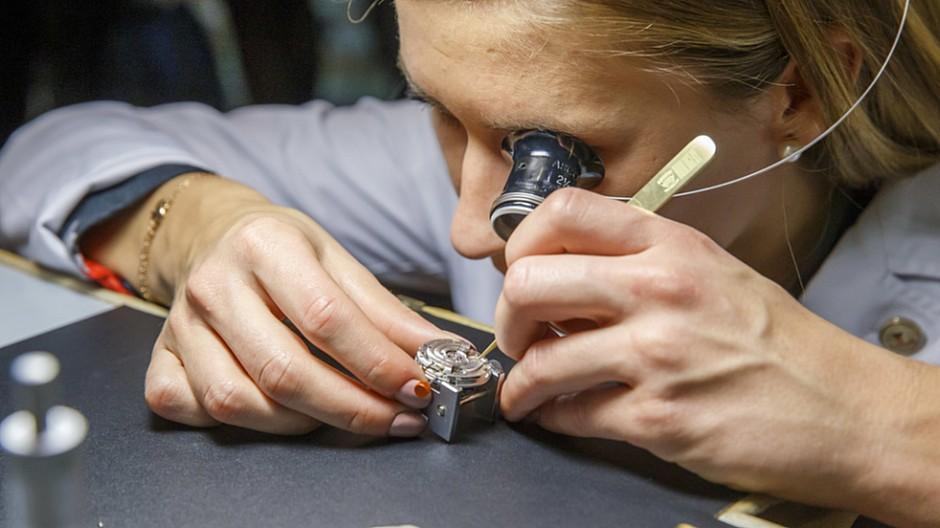 Coronavirus: Genfer Uhrenmesse wird abgeblasen