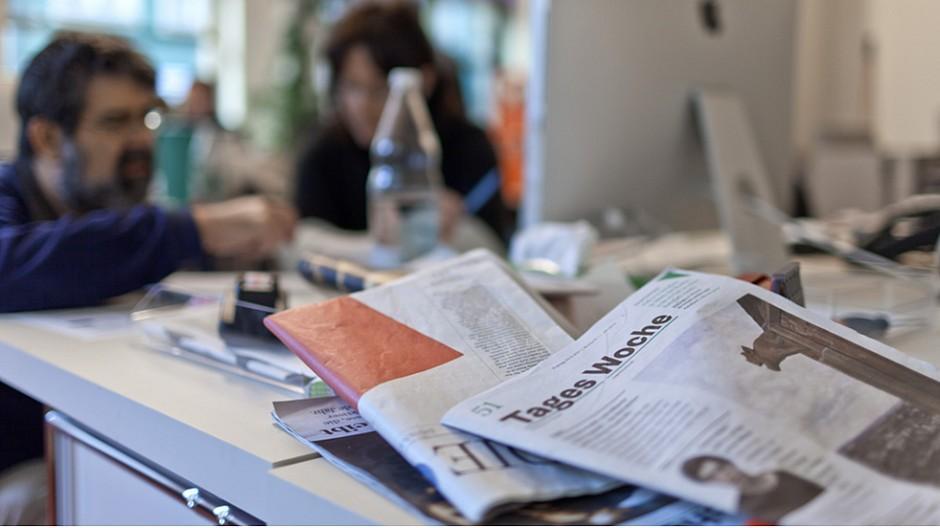 Liquidation der TagesWoche: Geplantes Medienprodukt erhält Konkurrenz
