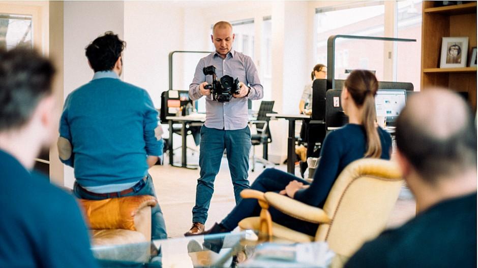 Kameramann.ch: Geschäftsfeld Corporate-Videos gestärkt