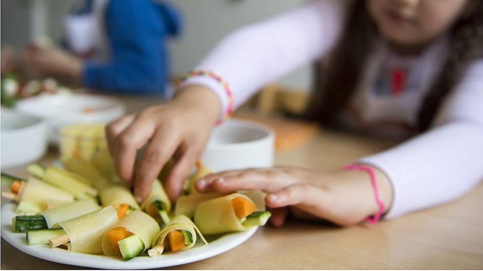 Betty Bossi: Gesunde Kinderernährung leicht gemacht