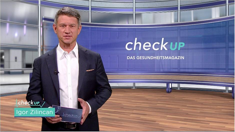 CheckUp: Gesundheitsmagazin feiert 10. Jubiläum