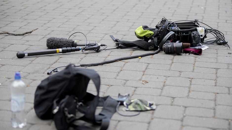 Tag der Pressefreiheit: Gewalttaten gegen Journalisten nehmen zu