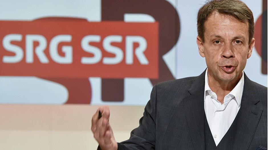 SRG: Gilles Marchand stellt Kooperationsprojekte vor
