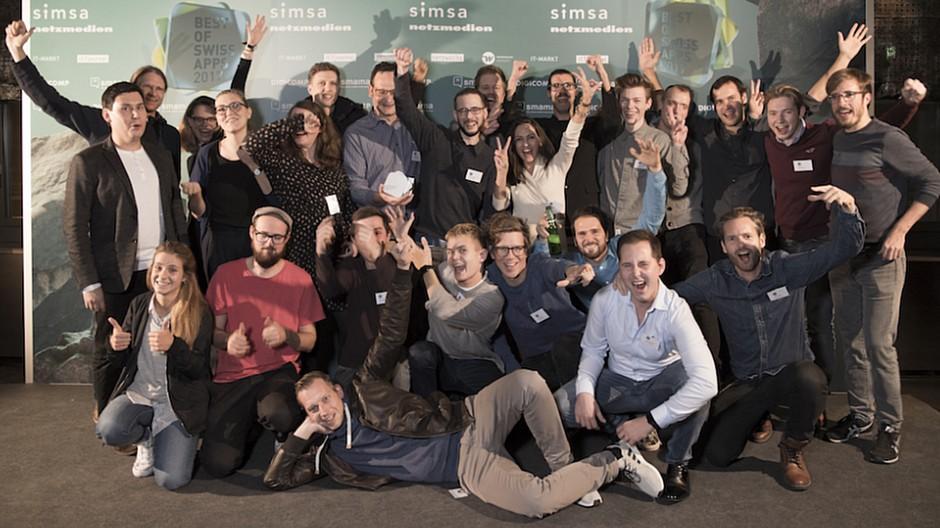 Best of Swiss Apps: «Go! So einfach geht Taxi» gewinnt