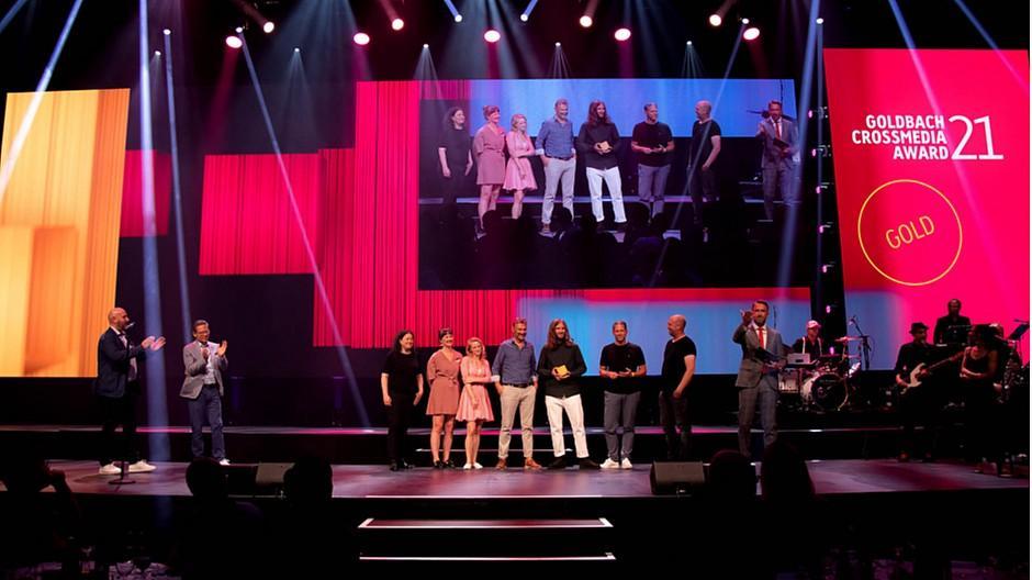 Goldbach Crossmedia Award: Gold geht an Farner Consulting
