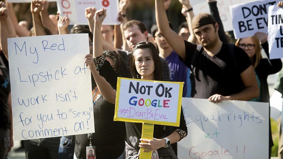 Interne Proteste: Google-Angestellte gründen eine Gewerkschaft