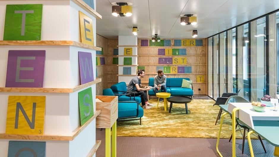 Moderner Arbeitsplatz: Das sind die Büros der Zukunft - Digital