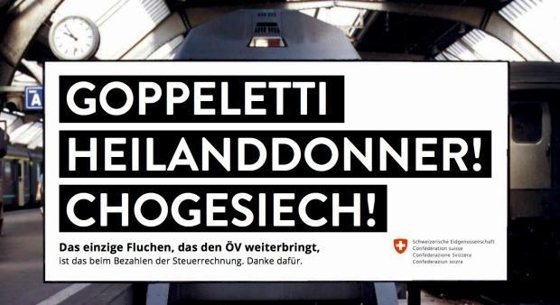 ADC/bsw Kreativschule: Goppeletti, Heilanddonner! Chogesiech!