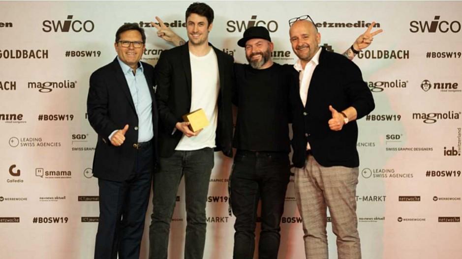 Crossmedia Award 2019: «Grosseltern Vorverkauf» gewinnt Gold