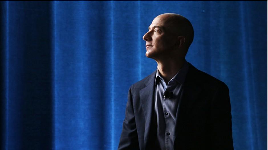 Jeff Bezos: Gründer verkauft Aktien im grossen Stil
