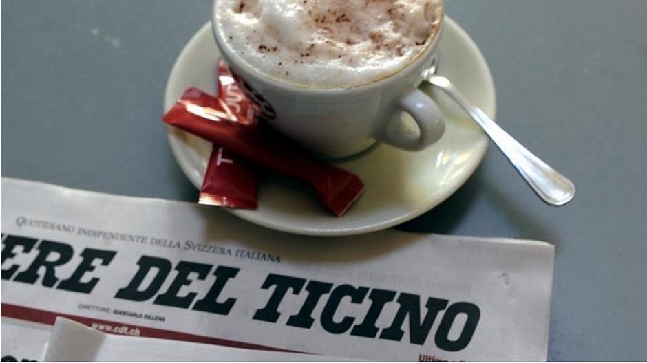Corriere del Ticino: Grünes Licht für Fusion mit MediaTI Holding