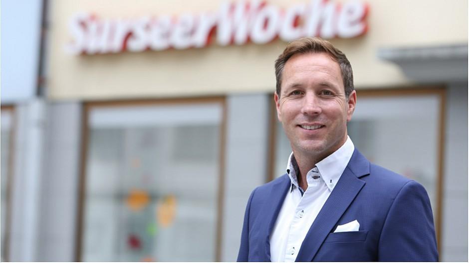 Surseer Woche: Guido Eberhard wird neuer Geschäftsführer