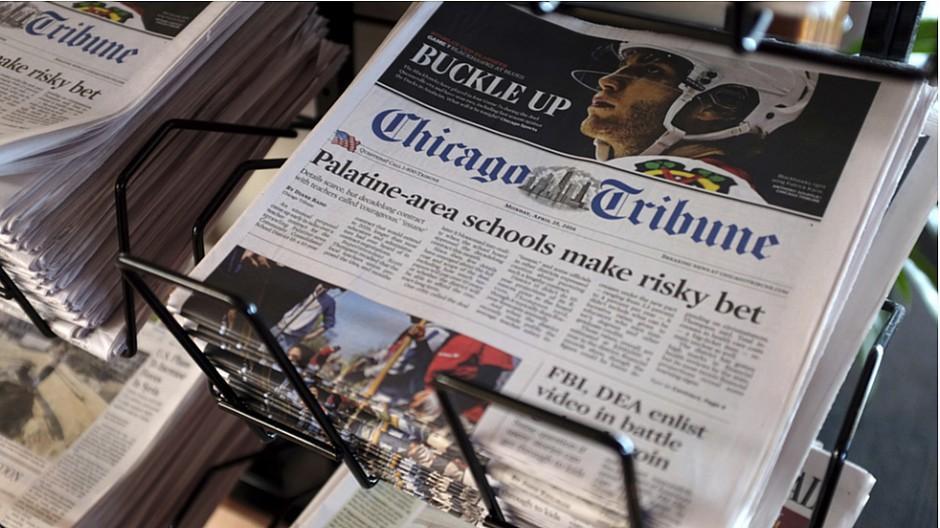 Tribune Publishing: Hansjörg Wyss steigt aus Bieterkampf aus