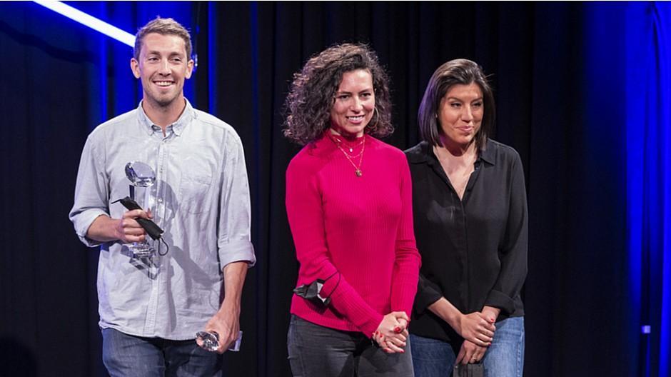 Swiss Press Award: Hauptpreis geht an Le-Temps-Journalisten