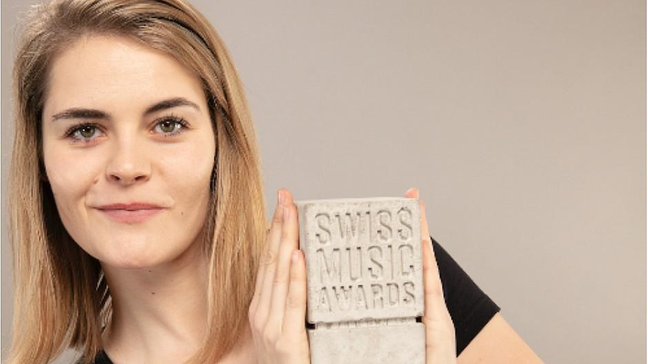 Swiss Music Awards: Hazel Brugger führt durch die 13. SMA