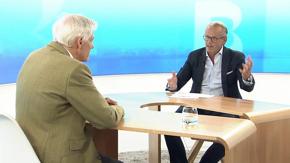 Telebasel: Heftige Kritik an CEO Michael Bornhäusser