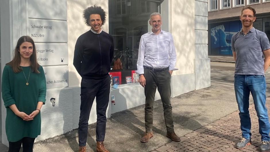 Zusammenschluss: Helvetiq übernimmt Bergli Books