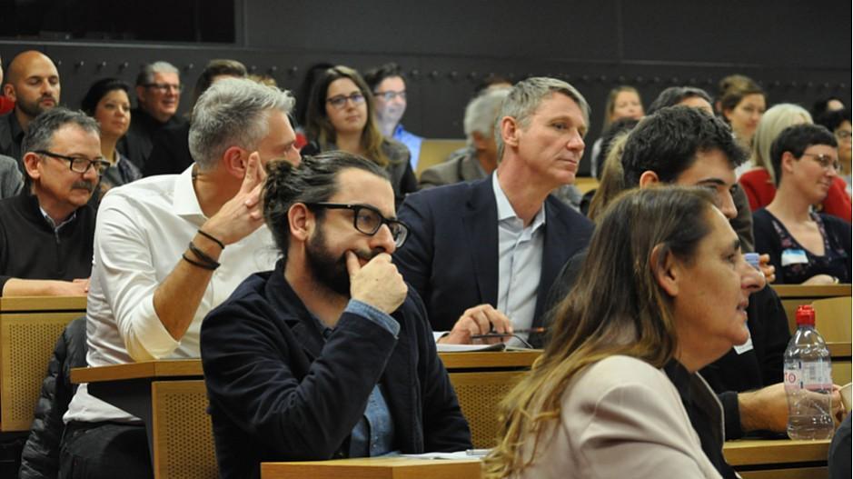 Journalismustag 18: Wie erleben Journalisten die Medienkrise?