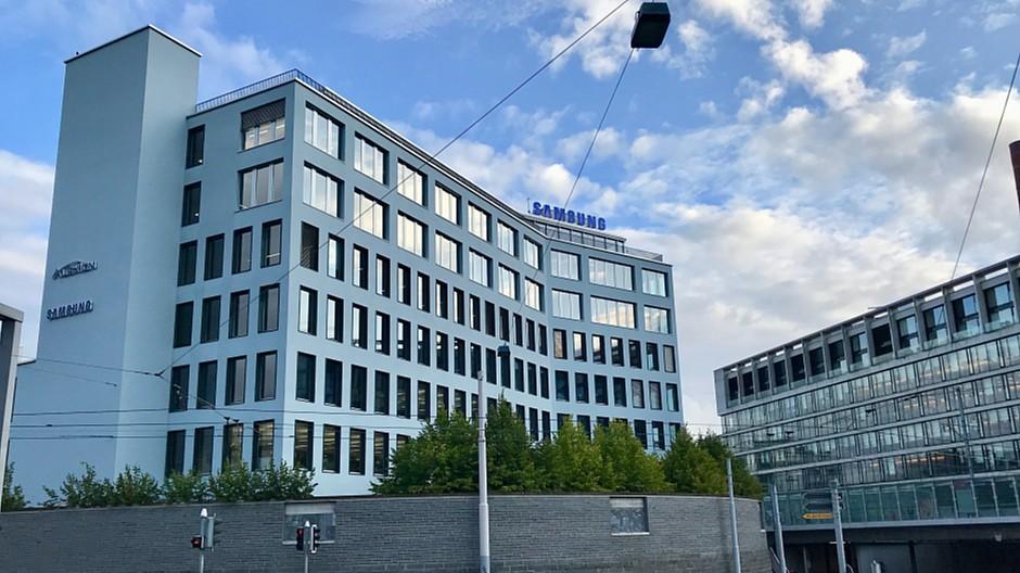 Facebook: Hier sind die Zürcher Büros des US-Konzerns