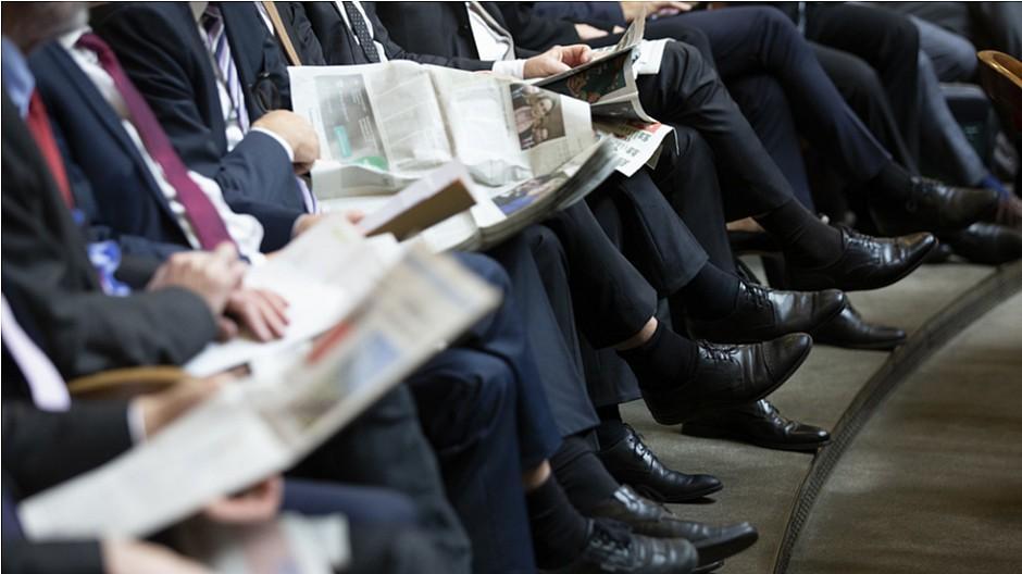 Rettung der Medien: Hilferufe von Syndicom und Impressum